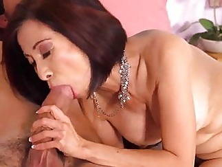 granny anal asian